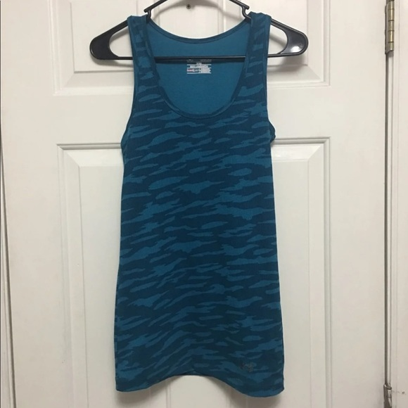 Nike Tops - Women's Under Armour Athletic Tank Top Sz M